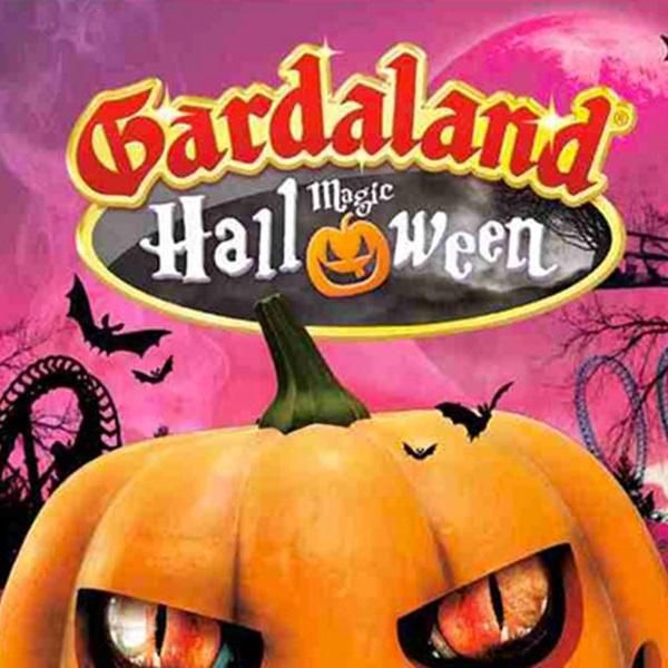 Gardaland Freizeitpark Halloween Show Magic Halloween