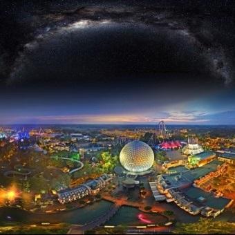 größte Freizeitpark Europa Disneyland Europapark