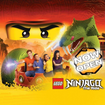 legoland deutschland piraten ninjago attraktion