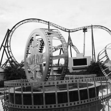 achterbahn movie park germany star trek operation enterprise coaster